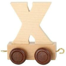 Legler Wooden Train Letter X