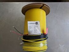 NEW WARMCABLE 3.7 WATT FLOOR HEATING CABLE 11 AMP 726 FT 3.7CWC-240V-212