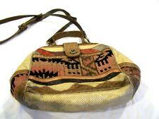 Sharif vintage southwestern themed purse/handbag/pocketbook
