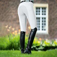 Women Horse Riding Pants Outdoor Breeches Skinny Leggings Sports Pencil Trouser