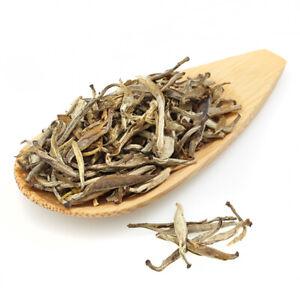 Jasmine Silver Needle (Moli Yin Zhen) Premium Loose White Tea - Free UK P&P