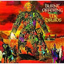 Burnt Offering 5028479025923 by Druids CD