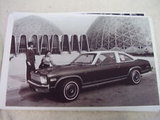 1975 CHEVROLET NOVA 2 DOOR   11 X 17  PHOTO  PICTURE