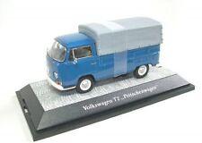 VW T2 Camion plataforma (azul neptuno)