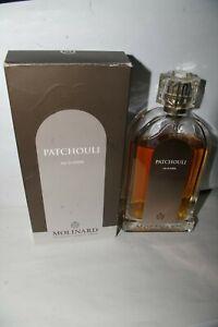 parfum PATCHOULI de MOLINARD