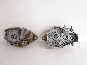 03+ Suzuki Kawasaki LTZ KFX DVX 400 used Engine Cases Left Right Crankcase