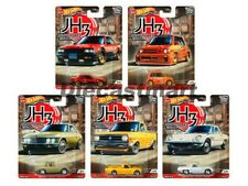 Hot Wheels Datsun Sunny B120 Japon Historics 3 1/64