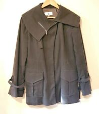 Irene Van Ryb  Brown Jacket Size 40 US 6 made In France