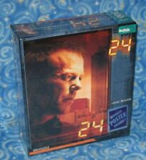 New Jack Bauer 24 TV Series 300 Pieces Jigsaw Puzzle with Poster Buffalo Games