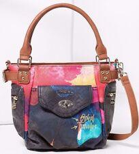 DESIGUAL Bolso Mcbee Mini Aquarelle - Bag - Sac - Tasche - Nuevo.