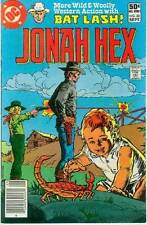 Jonah Hex # 52 (also Bat Lash (USA,1981)