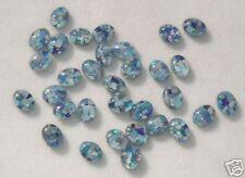 Cabochon Gemstone Opal Triplet 8x10 mm Oval (Pkg 2)