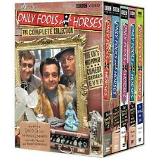 Only Fools and Horses: The Complete Collection (DVD, 2007, 18-Disc Set)