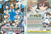 Strike Witches: 501st Joint Fighter Wing Take Off! ~ All Region~ English Version