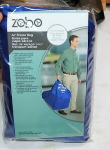 BRAND NEW Zobo Car Seat Air Travel Bag Airport Gate Check Protector cover