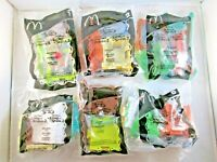 2003 McDonald's THE JUNGLE BOOK 2 Happy Meal Toys !RARE! Complete Set of 6 *MIP*