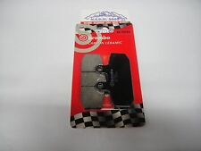 PASTIGLIE FRENO ANTERIORI BREMBO CARBON 07006 APRILIA SCARABEO GT 200 2003 2004