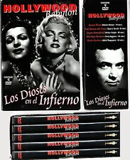 HOLLYWOOD BABYLON. 5 documentales: Rock Hudson, Marilyn Monroe... AGOTADOS