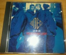 JODECI  --  FOREVER MY LADY   --- RARE R&B CD ALBUM