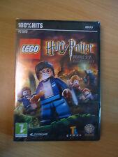 JEU PC / LEGO / HARRY POTTER / ANNEES 5 A 7