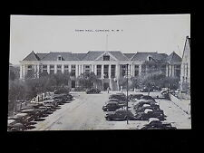 POST CARD Town Hall Curacao Netherlands West Indies N.W.I VINTAGE POSTCARDS
