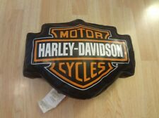 Harley Davidson PVS Pillow 14 Inches X 11 Inches