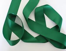 "Jasdee Double Face Satin Ribbon By Yard Width 1/2"", 3/4"", 1"", 1-1/2"", 2"" Inch"