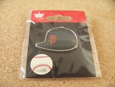 SF San Francisco Giants SF logo baseball cap pin hat pin NEW for 2015