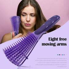 American Natural hair Styling Comb Tools Detangling Brush for Curly Hair Stable