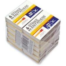 UCO Compact Strike Anywhere Matches MT-SA-10PK 10 Boxes 32 ea bx 6 Box Lot