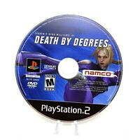 Death by Degrees (Sony PlayStation 2 PS2, 2005) Disc Only Tested Tekken