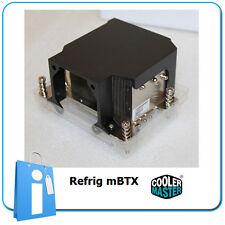 Fiche Réfrigérateur CPU Douille 775 REFROIDISSEUR Passive