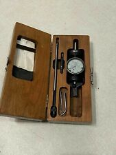 BLAKE CO-AX .0005 Offset INDICATOR with Wooden Case and Instructions