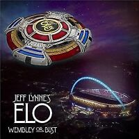 JEFF LYNNE'S ELO Wembley Or Bust 2CD BRAND NEW Live Electric Light Orchestra