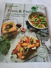Thermomix Vorwerk TM 5 Kochbuch Pizza & Pasta