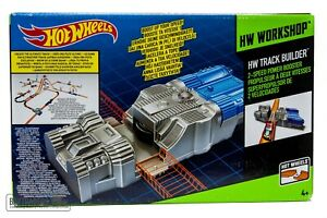 Hot Wheels Track Builder 2-Speed Power Booster Accessory 2013 BGX84 New Sealed