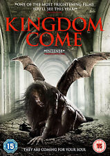 Kingdom Come (DVD) (NEW AND SEALED) (REGION 2)