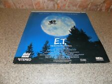 ET THE EXTRA-TERRESTRIAL EXTENED PLAY 1 DISC