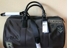 Polo Ralph Lauren Duffel Duffle New Olive Military R.Lauren Patches Retail 300.