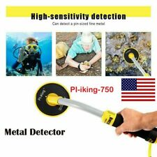 Pi-iking-750 Underwater Metal Detector Fully Waterproof Pinpointer Gold Hunter