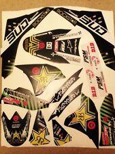 Kawasaki Kxf 450 09 - 11 Bud Racing Graphics