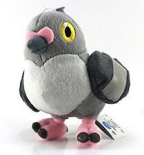 Banpresto Mamepato Pidove Plush Anime Pokemon Go Black White Game Soft Figure