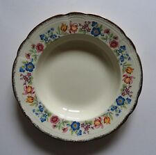 """6 x Alfred Meakin Tennessee Royal Marigold 8 ¾ """" Dessert Bowls (2 sets available"""