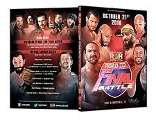 Official ROH Ring of Honor - Road To Final Battle 2016 : Fort Lauderdale DVD
