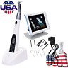 Dental Wireless Endo Motor 16:1 LED Endo Treatment Handpiece Apex Locator DTE