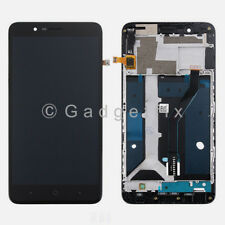 LCD Display Touch Screen Digitizer Frame Replacement for ZTE Blade Z Max Z982
