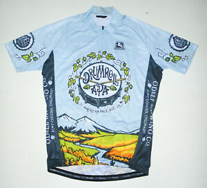 GIORDANA Cycling Jersey DRUMROLL APA BEER Odell Brewing ITALY Mens NEW : XL