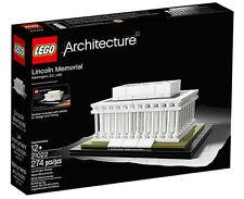 Boxing Retired ️ Lego Architecture Lincoln Memorial 21022 G2