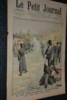 Le petit journal Supplément illustré N°735 / 18-12-1904 / Duel  Déroulède Jaures