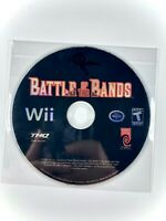 FREE SHIPPING🔥 Battle of the Bands (Nintendo Wii) DISC ONLY / VG TESTED WORKING
